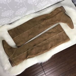 Free People Boots Size 8 (38) Brown Grandeur Boots